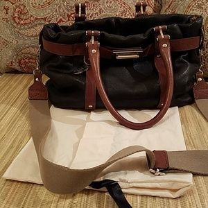 Lanvin Paris KENTUCKY Handbag Satchel